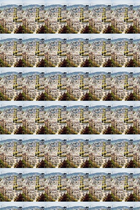 Vinylová Tapeta Lombard Street od Hyde Street ve městě San Francisco - Těžký průmysl