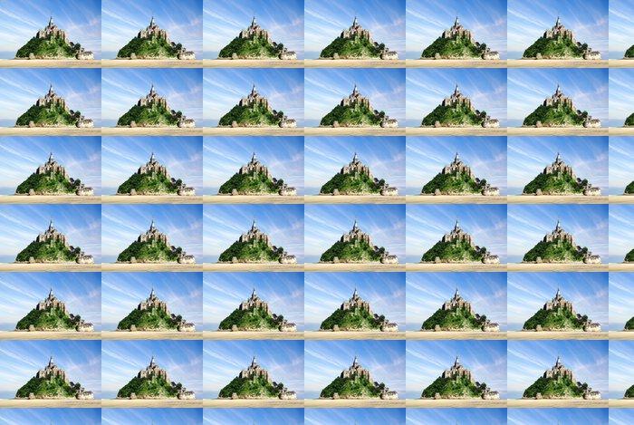 Vinylová Tapeta Mont Saint Michel - Památky