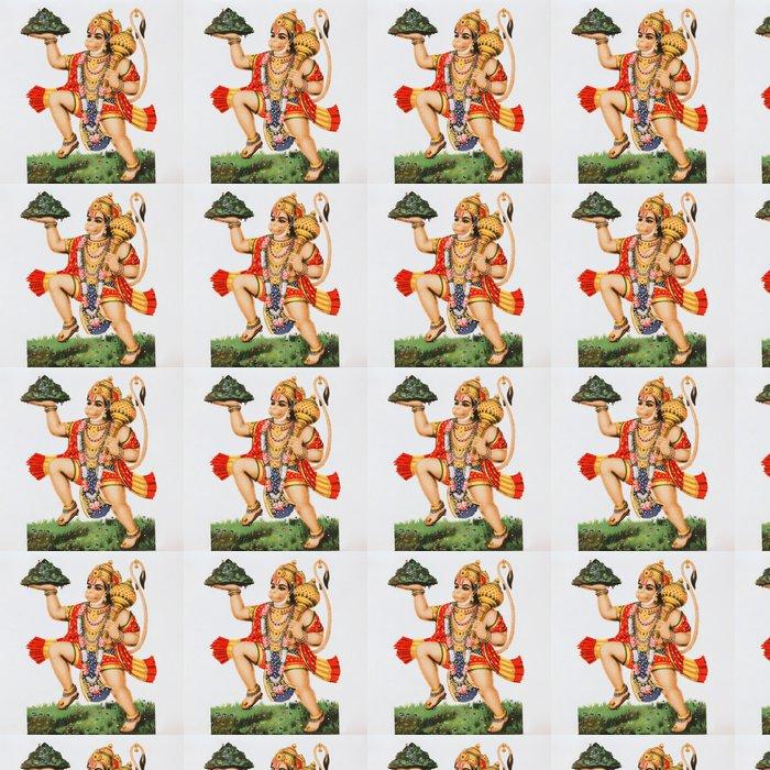 Vinylová Tapeta Hind božstvo Hanuman - PI-31