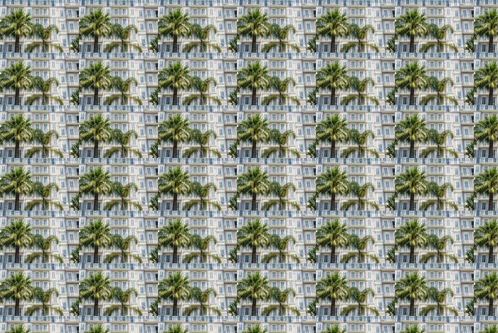 Vinylová Tapeta Nice, Cote D'Azur - Město