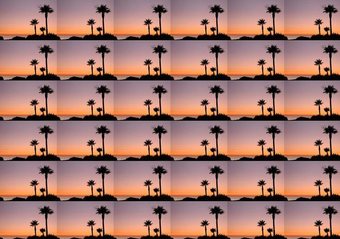 Vinylová Tapeta La Barrosa, Cadiz, Španělsko. - Prázdniny