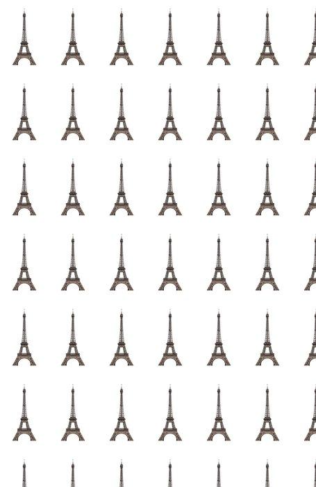 Vinylová Tapeta Eiffelova věž zdobené - Evropská města