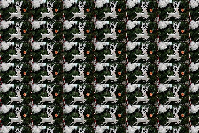 Vinylová Tapeta Bílý jelen - Mezinárodní svátky