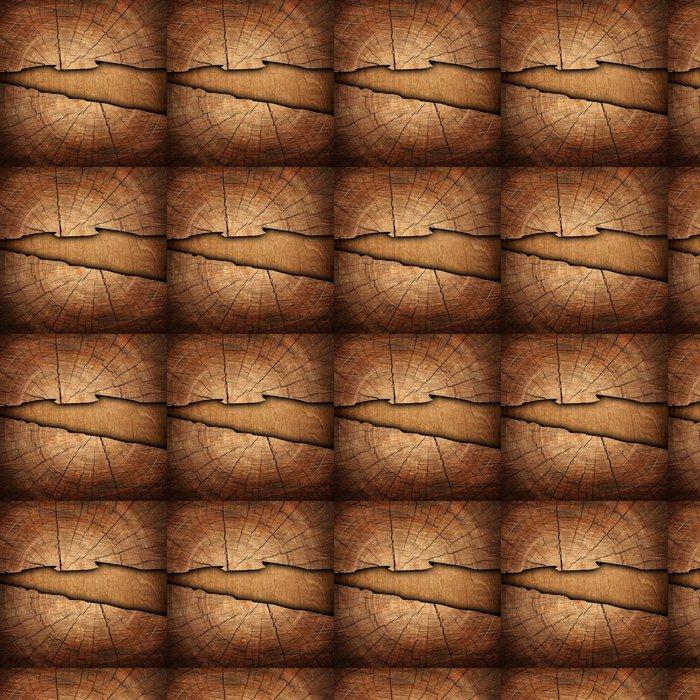 cracked wood background Vinyl Wallpaper - Themes