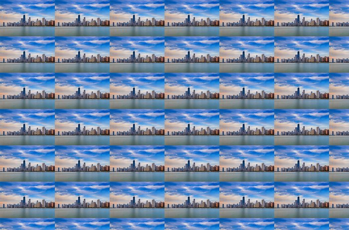 Vinylová Tapeta Chicago skyline - Témata