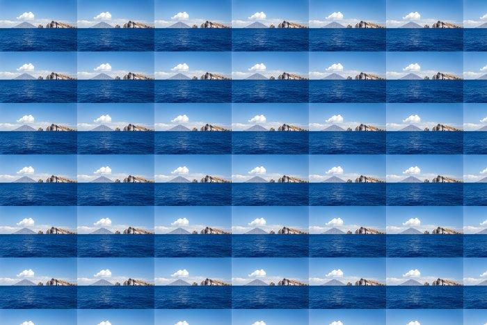 Vinylová Tapeta Liparské ostrovy - Evropa