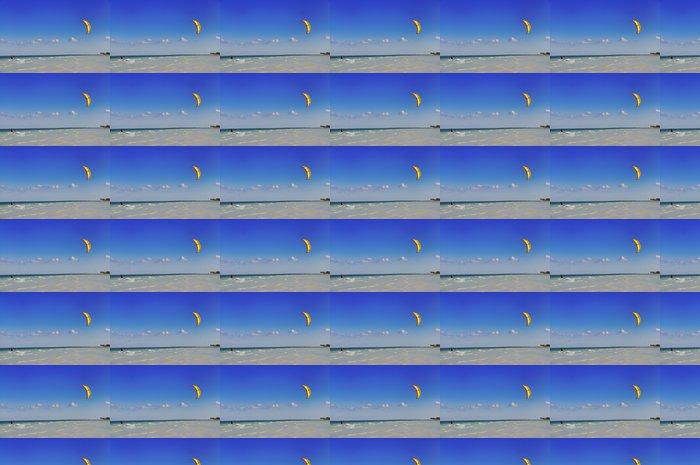 Vinylová Tapeta Windsurfing - Voda