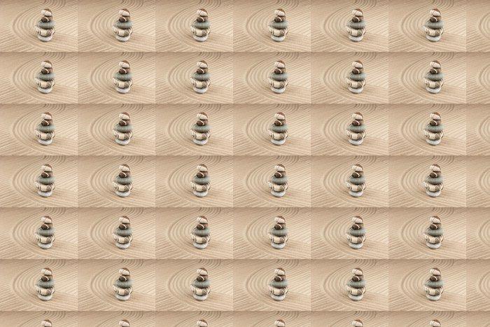 Vinylová Tapeta Pyramida z kamenů - Témata