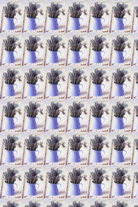Vinylová Tapeta Levandule - Životní styl, péče o tělo a krása