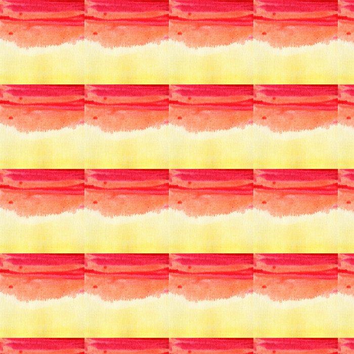 Vinylová Tapeta Abstraktní akvarel malované pozadí. Grunge mokrý papír templat - Umění a tvorba