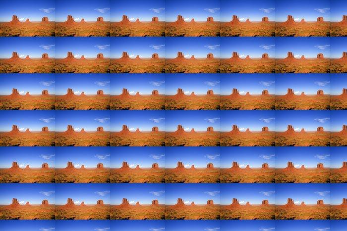 Vinylová Tapeta Nádherný pohled na Monument Valley v Utah / Arizona - Amerika