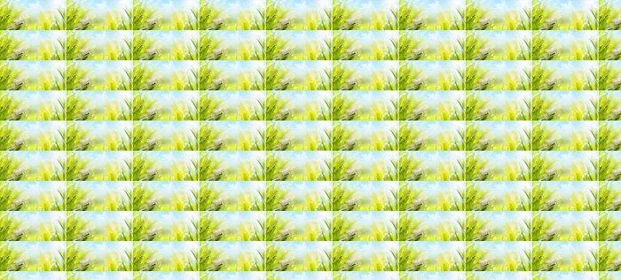 Vinylová Tapeta Abstraktní umění jarní příroda pozadí - Roční období