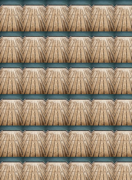 Wood and Water Vinyl Wallpaper - Holidays