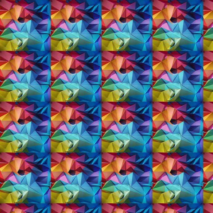 Vinylová Tapeta Abstraktní geometrické pozadí - Styly