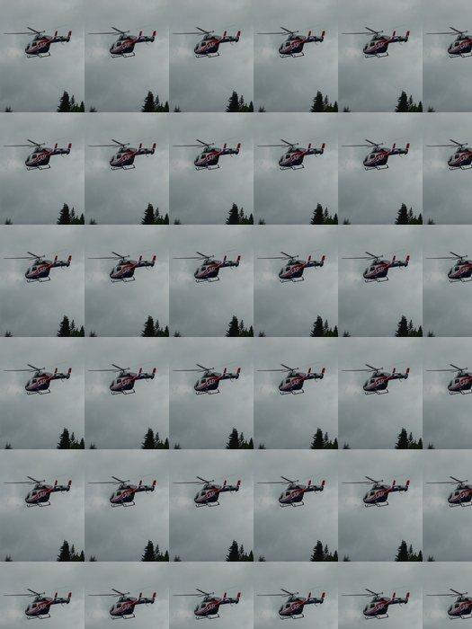 Vinylová Tapeta Letecká záchranná 3 - Vzduch