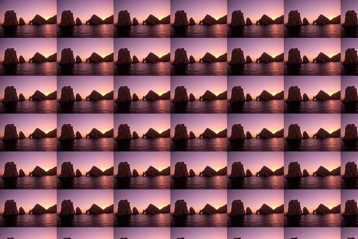 Vinylová Tapeta Arch a Lands End při západu slunce, Cabo San Lucas, Mexiko - Amerika