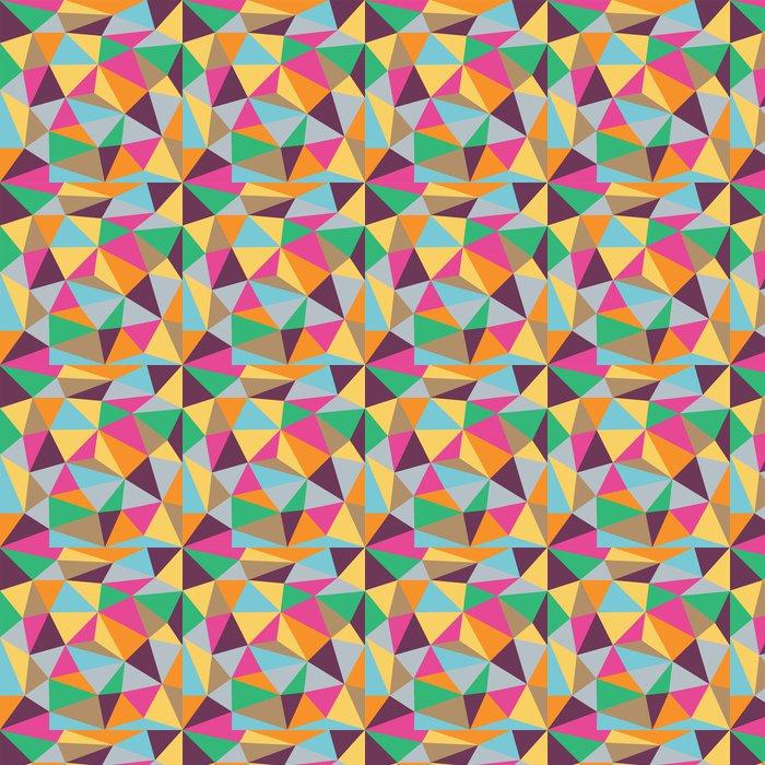 Vinylová Tapeta Abstraktní geometrické - Pozadí