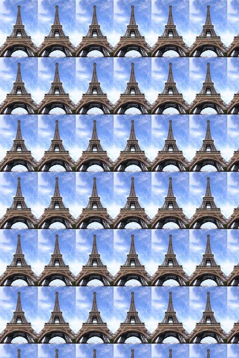 Vinylová Tapeta La Tour Eiffel en contreplongée - Evropská města