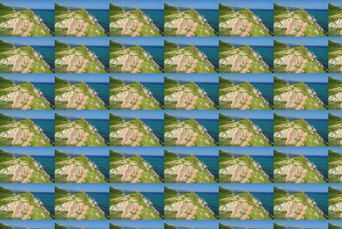 Vinylová Tapeta Costa Vasca bei Zumaia - Costa Vasca v blízkosti Zumaia 21 - Evropa