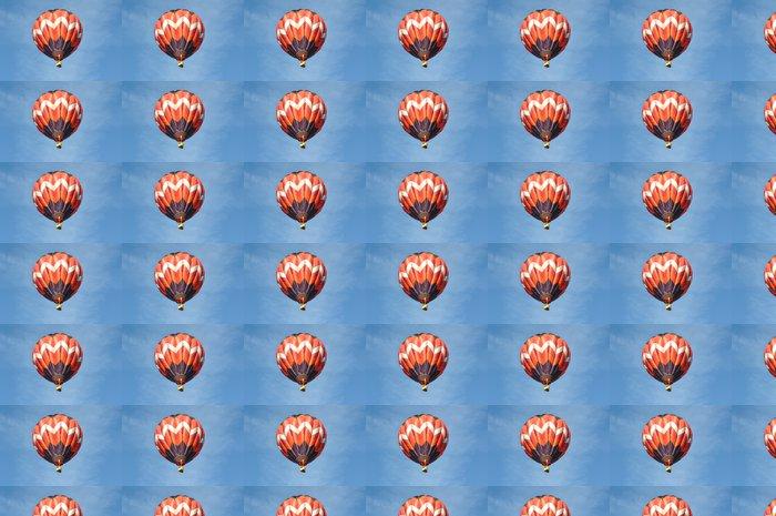 Vinylová Tapeta Horkovzdušný balón - Vzduch