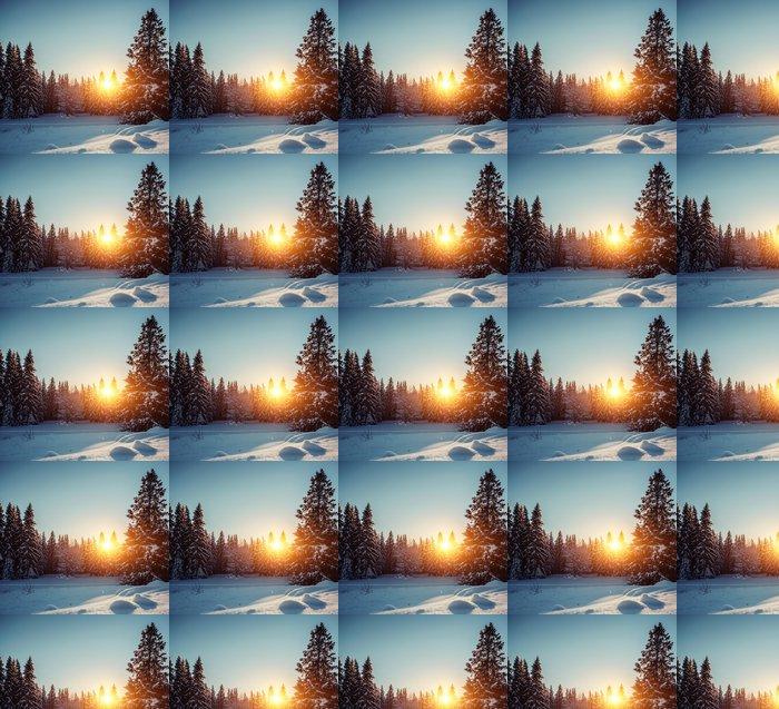 Vinylová Tapeta Stromy - Zemědělství