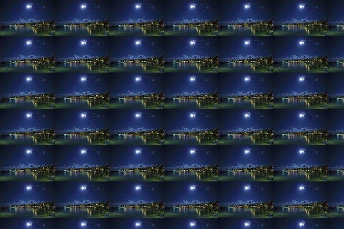 Vinylová Tapeta Moon lechtání - Asie