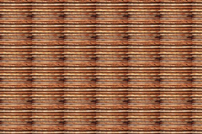 Vinylová Tapeta Textura - staré dřevěné desky - Struktury