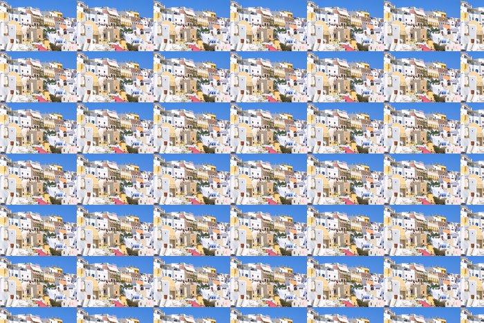 Vinylová Tapeta Griechenland impressionen - Insel Santorin fira - Evropa