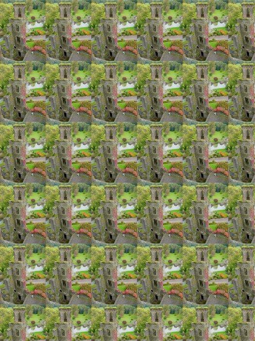 Vinylová Tapeta Birds eye blarney - Evropa