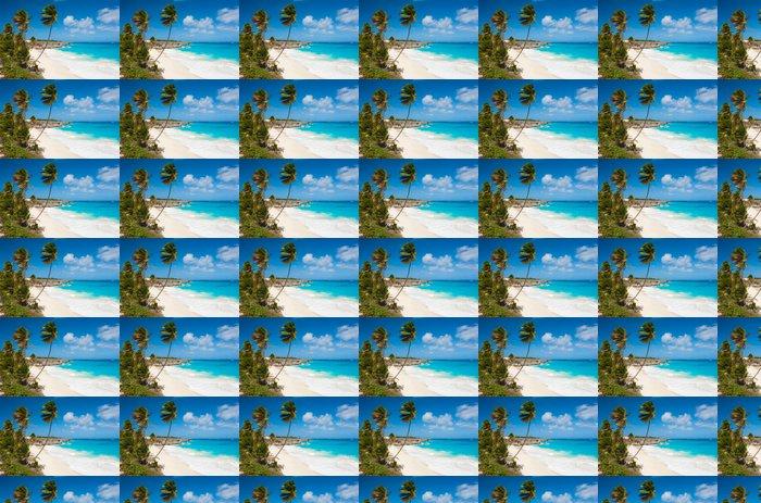 Papier Peint à Motifs Vinyle Bottom Bay - Vacances