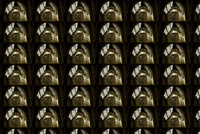 Vinylová Tapeta Církevní okno - Veřejné budovy