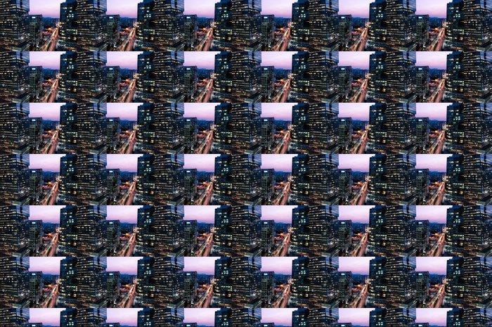Vinylová Tapeta Gangnam Mrakodrapy - Témata