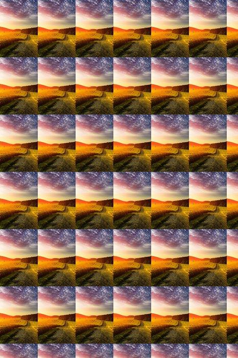 Vinylová Tapeta Pozdní léto ráno 3 - Venkov