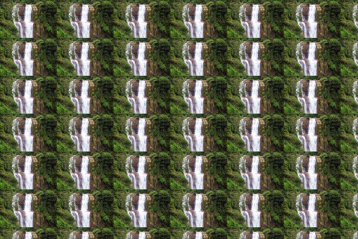 Vinylová Tapeta Jungle Vodopád - Asie