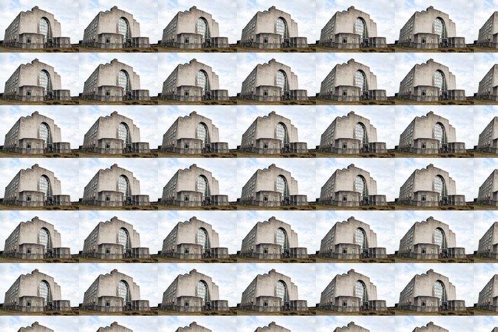 Vinylová Tapeta Opuštěné rozhlasové stanice - - Industriální a obchodní budovy