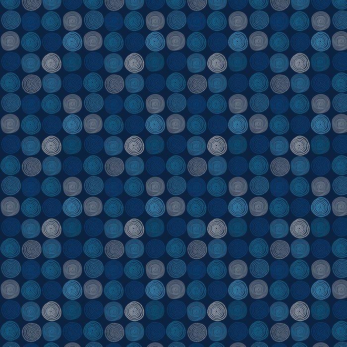 Vinylová Tapeta Seamless abstract pattern - Pozadí