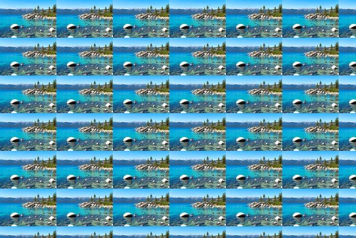 Vinylová Tapeta Sand Harbor Beach Lake Tahoe - Amerika