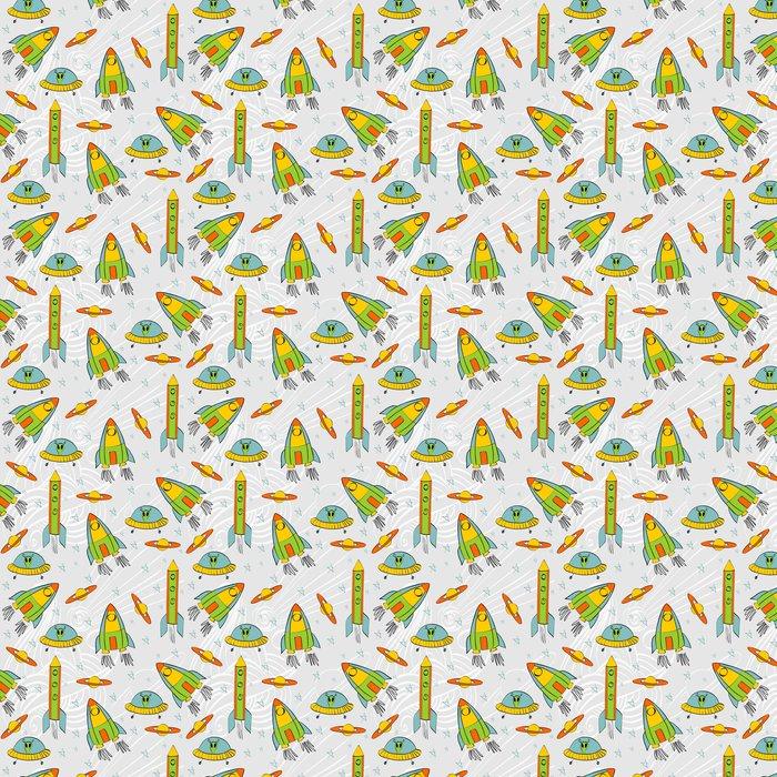 Vinylová Tapeta Jednotný vzor - Přírodní krásy