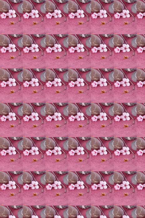 Vinylová Tapeta Květiny Prunus - Květiny