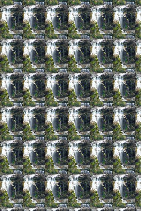 Vinylová Tapeta Zblízka vodopádu v Tennessee - Přírodní krásy