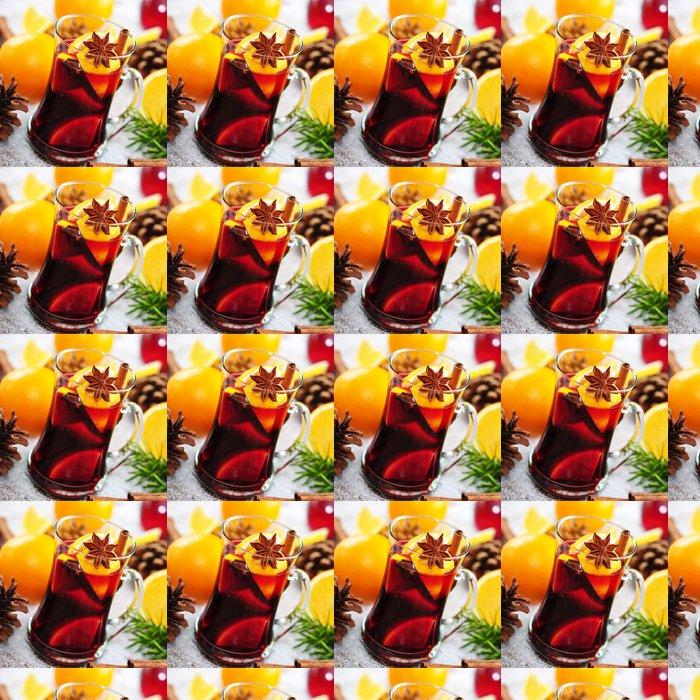 Vinylová Tapeta Svařené víno - Mezinárodní svátky