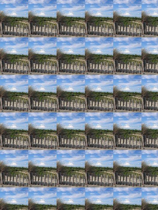 Vinylová Tapeta Dünenlandschaft in der Camargue- Frankreich - Voda