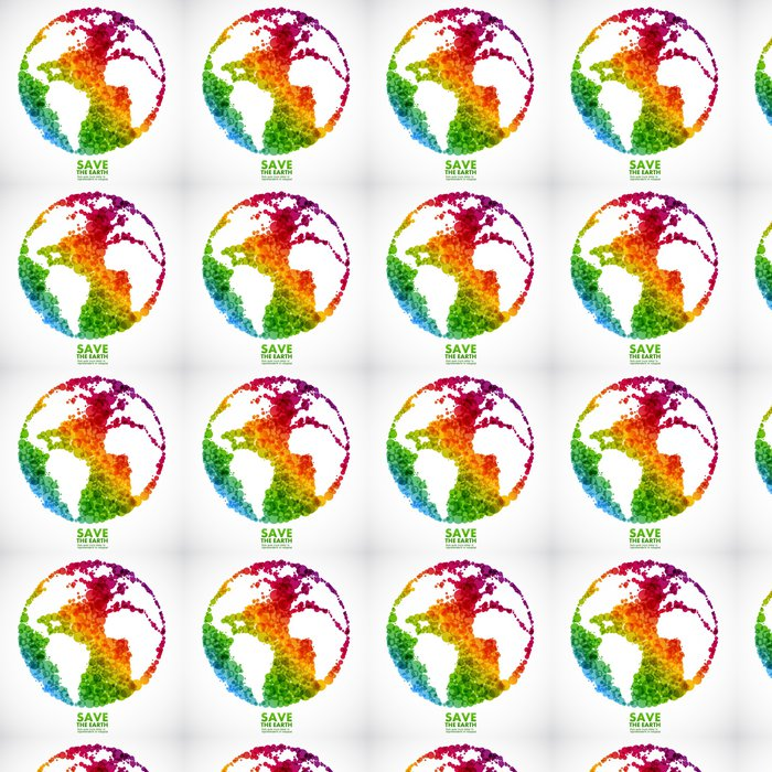 Abstract Earth Symbol Global Warming Concept Wallpaper Pixers