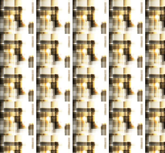Vinylová Tapeta Abstraktní pozadí s geometrickými prvky - Prvky podnikání