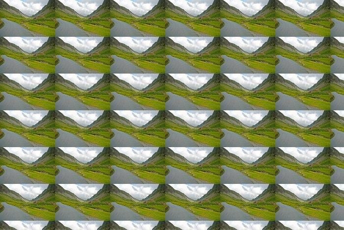Vinylová Tapeta Honniston Pass Lake District - Outdoorové sporty
