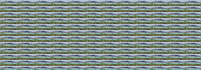 Vinylová Tapeta Robustní Mountain Panoramic - Prázdniny
