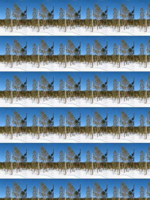 Vinylová Tapeta Kelo Tree - Evropa