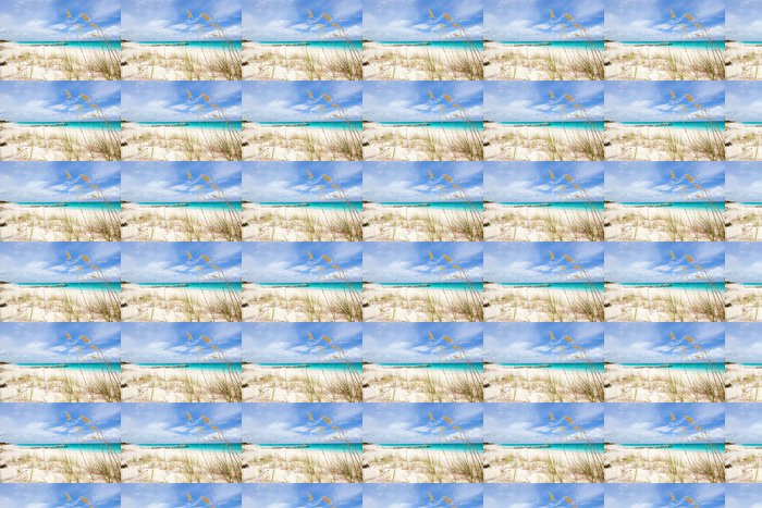 Vinylová Tapeta Karibské pláže a moře - iStaging