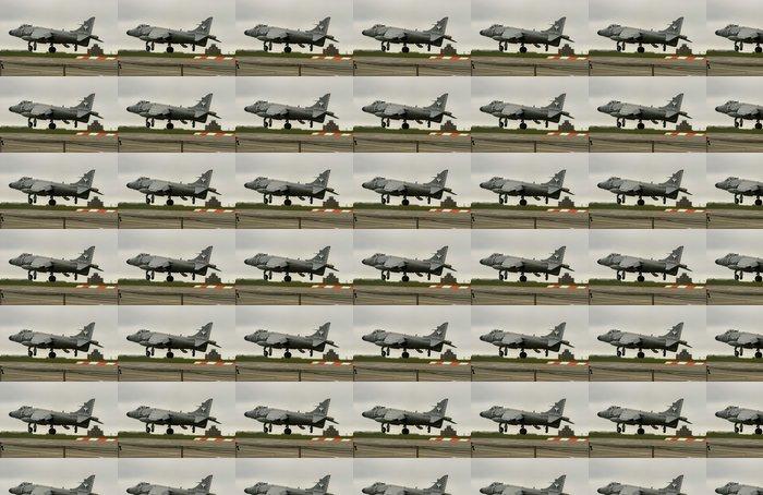 Vinylová Tapeta Harrier země minulý moře - Vzduch