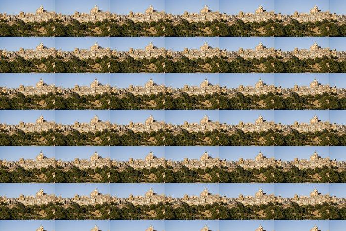 Vinylová Tapeta Panorama di Piazza Armerina - Prázdniny